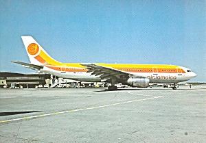 Air Jamaica Airbus A300B4-203 6Y-JMJ at JFK cs9744 (Image1)
