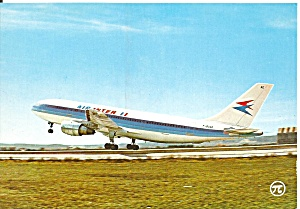 AIR INTER Airbus A300-B2 F-BUAE cs9745 (Image1)