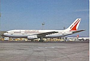 Air India Airbus A300B4 VT-EHQ cs9750 (Image1)