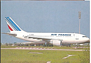 Air France Airbus A310-203 F-gemd Cs9755