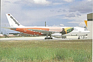 Air Niugini Airbus A300B4 P2-ANG at Melbourne cs9766 (Image1)