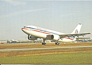 American Airlines Airbus A300-605R  F-WWAU cs9767 (Image1)