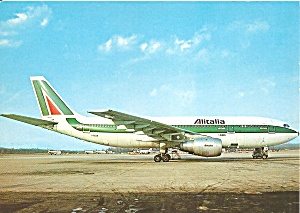 Alitalia Airbus A33B4-203 I-BUSB cs9768 (Image1)