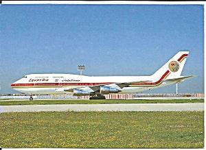 Egyptair 747-366 SU-GAM  Paris Orly cs9769 (Image1)