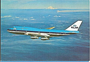 KLM Royal Dutch Airlines 747-300 N4548M  cs9771 (Image1)