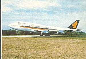 Singapore Airlines 747-312  cs9774 (Image1)