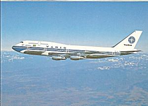 VARIG747-341 Jetliner in Flight cs9783 (Image1)