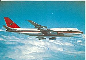 South African Airways 747-344 ZAS-SAT Jetliner in Flight cs9789 (Image1)