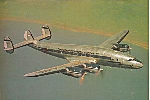 South Arican Airways Lockheed Constellation 749A ZS-DBR cs9797 (Image1)