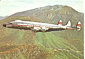 National Airlines Lockheed Constellation L-1049H N7133C cs9799 (Image1)