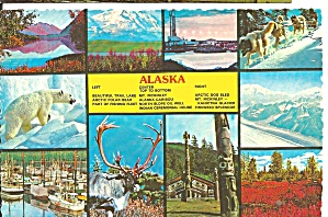 Alaska In Twelve Small Views Cs9817