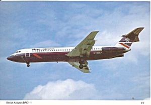 British Airways BAC-111 G-BGKF cs9837 (Image1)