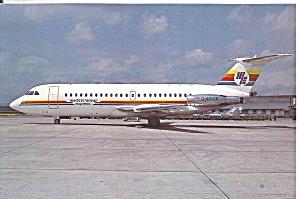 Mediterranean Express BAC-111-476FM G-AXMF cs9839 (Image1)