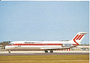 Martinair DC-9 PH-MAX with A L M Logos cs9847 (Image1)