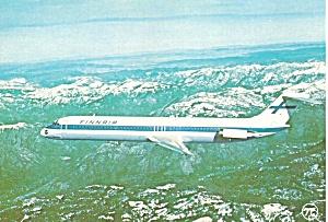 Finnair DC-9-51 Jetliner in Flight cs9851 (Image1)