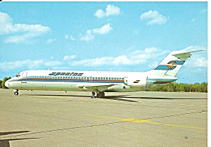 SPANTAX DC-9-32 Jetliner cs9855 (Image1)