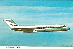 Allegheny Air System DC-9-31 N950VJ in Flight cs9859 (Image1)