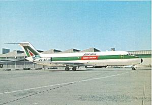 Alitalia Cargo System  DC-9-30F cs9860 (Image1)