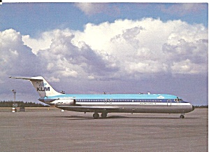 KLM DC-9-33 PH-DNN at Landvetter Airport cs9867 (Image1)