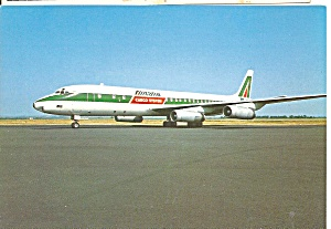 Alitalia Cargo System DC-8-62F Jetliner cs9895 (Image1)