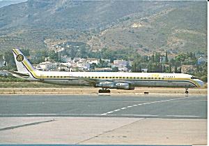 CTA Espana Canafrica Transportes Aereos  DC-8-61  cs9902 (Image1)