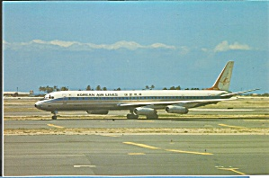 Korean Airlines DC-8-63CF at Honolulu cs9906 (Image1)