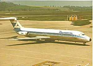 Aviaco DC-9 EC-DGB Jetliner cs9915 (Image1)