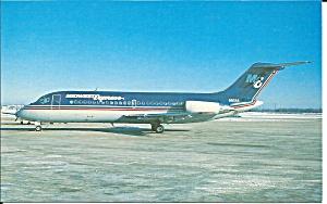 Midwest Express DC-9-14 N85AS Jetliner cs9916 (Image1)