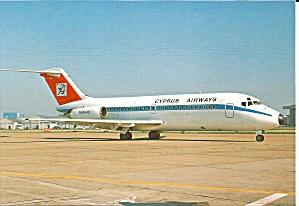 Cyprus Airways  DC-9-15 N54648 cs9920 (Image1)