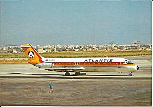 Atlantis DC-9  D-ADIS cs9927 (Image1)