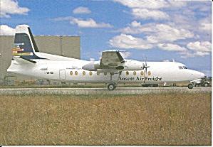 Ansett Air Freight Fokker F27  cs9929 (Image1)