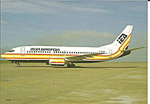 Intereuropean 737-3Y0 G-BNGL at Cardiff Wales cs9937 (Image1)