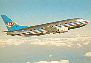 JAT Yugoslav Airlines  737-3H9 cs9938 (Image1)