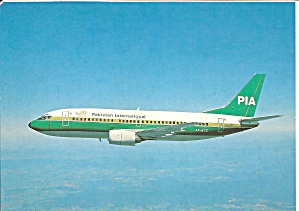 Pakistan International 737-340 AP-BCE Jetliner cs9955 (Image1)