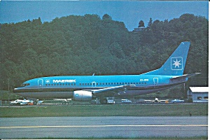 MAERSK AIR 737-3L9 OY-MMK Jetliner cs9958 (Image1)