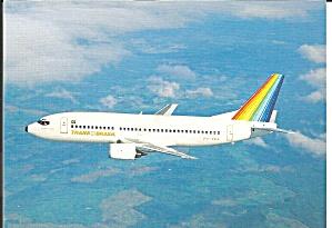 Transbrasil 737-340 Jetliner cs9962 (Image1)
