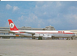 Middle East Airlines 707-323C  OD-AHB cs9980 (Image1)