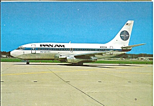 Pan Am 737-297 N70724 Cs9985