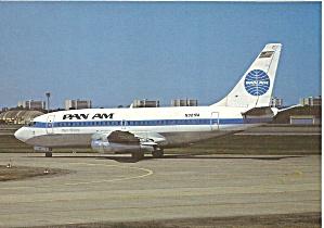 PAN AM 737-275 ADV  N381PA Clipper Wedding cs9987 (Image1)