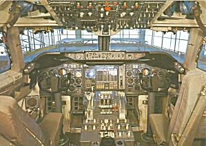 Swissair 747 Cockpit cs9990 (Image1)