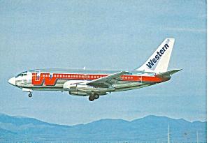 Western Airlines 737-247 N236WA cs9992 (Image1)