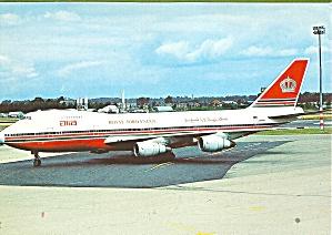 Alia Jordanian Sirlines 747-2D3B  cs9999 (Image1)