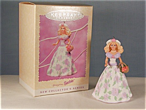 Barbie 1995 Hallmark Keepsake Ornament