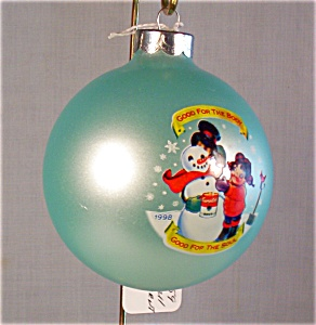 Campbell's Kids Ornament 1998