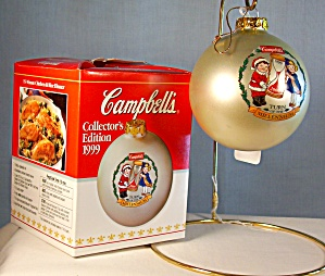 1999 Campbell's Kids Ornament (Image1)