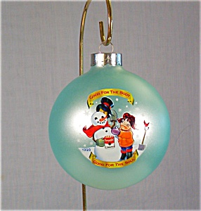 Campbell's Soup Kids Ornament 1998