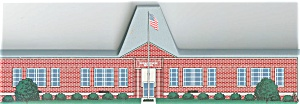 Gouglersville School, Gouglersville, PA, Hometowne Coll (Image1)