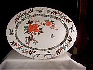 James Kent Eastern Glory 14 inch Platter (Image1)