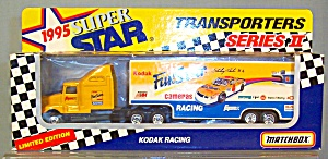 # 4 Sterling Marlin Kodak Matchbox Super Star Transpotrers (Image1)