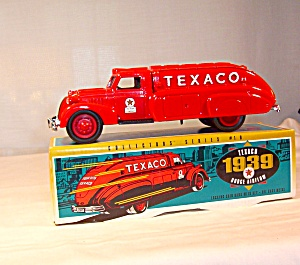 Ertl Texaco 1939 Dodge Airflow Diecast Coin Bank (Image1)